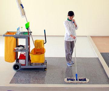 Dịch vụ vệ sinh tại quận 9