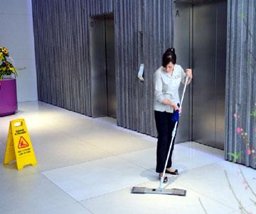 Dịch vụ vệ sinh tại quận 7