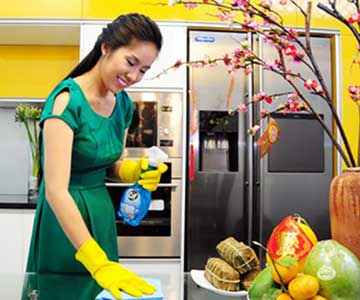 Dịch vụ vệ sinh tại Tân Bình